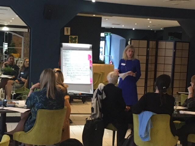 Leeds Law Society Women in Law Group speaker