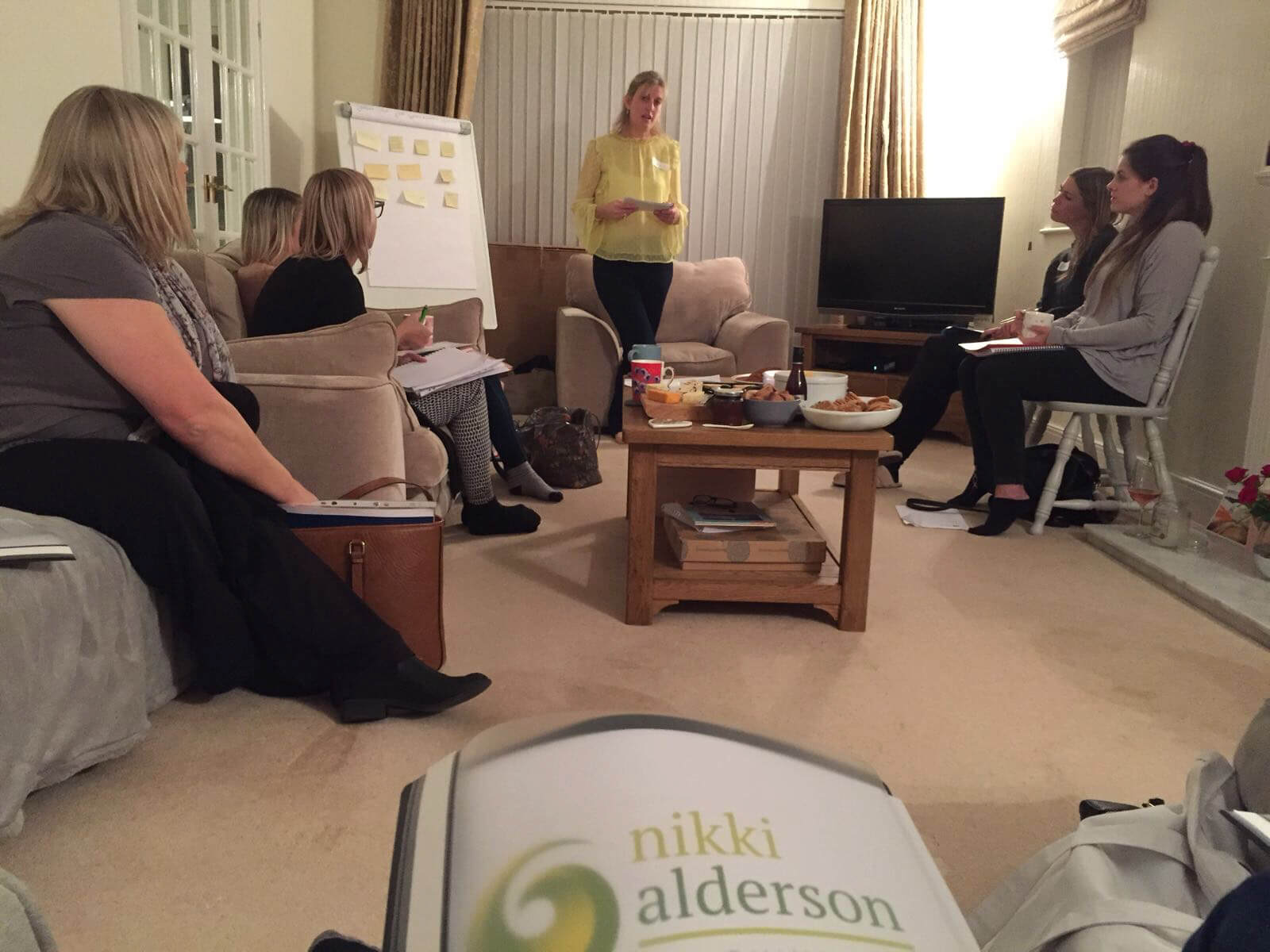 Life Balance Workshop Female Health Professionals