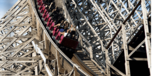 Riding the Pupillage Rollercoaster