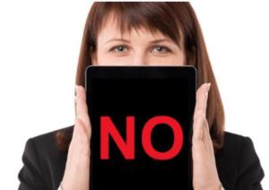 Stop Saying Yes, Start Saying No