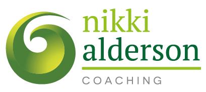 Nikki Alderson coaching logo meaning